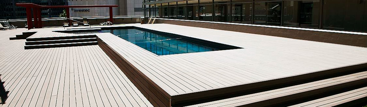 Ecowood Composite Decking